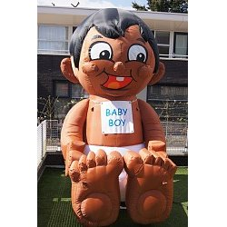Getinte baby Boy/Girl 3m