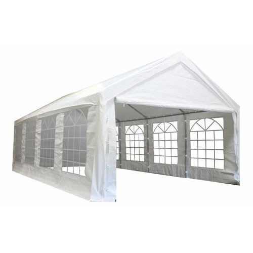Partytent 4x8 wit